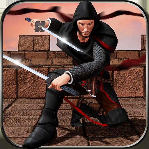 Ninja Warrior Superhero Shadow Battle