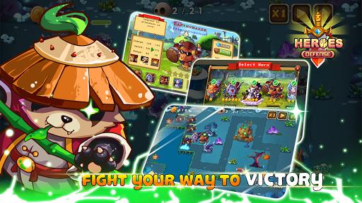 Heroes Defender Fantasy - Epic TD Strategy Game 1.1 6