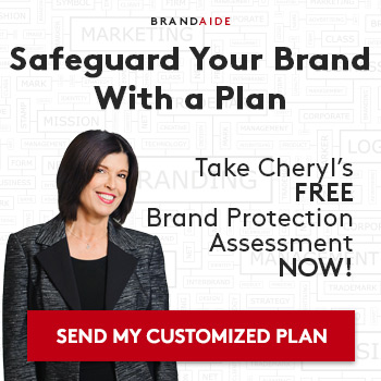 Take Cheryl's Brand Protection Assessmen