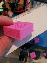 Photo: EXT0_STEPS_PER_MM 413 before I mounted the extruder without zipties.