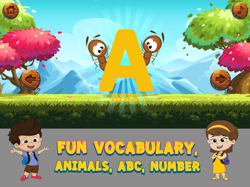 English ABC Alphabet Learning Games, Trace Letters 1.0.01.0.0 screenshots 9