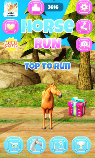 Horse Run apkdebit screenshots 1