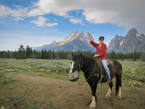Photo: Cowgirl Kellster!