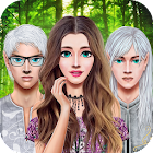 Elf Romance - Love Story Games with Choices icon