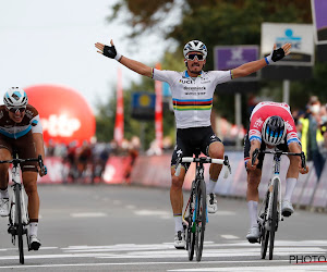 """Julian Alaphilippe opnieuw verkozen tot """"Champion des Champions"""", ook bij de vrouwen gaat prijs naar wielrenster"""