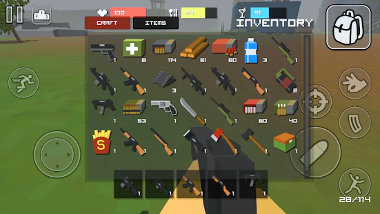 Zombie Craft Survival Screenshot