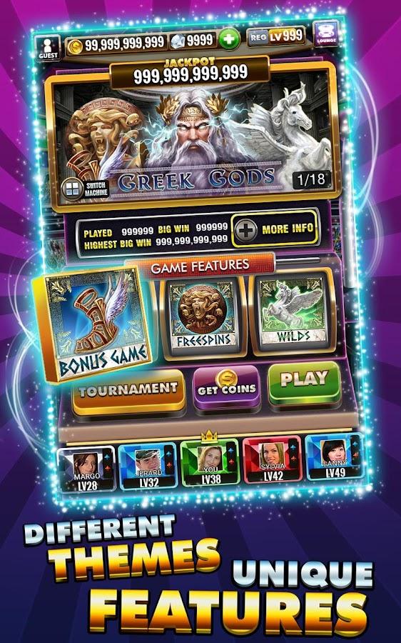 Twin Win Slot Machines