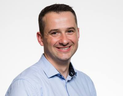David Higgins, Technical Director - EMEA, CyberArk