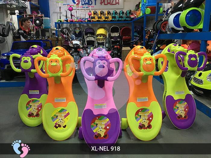 Xe lắc tay trẻ em Broller XL NEL-918 2