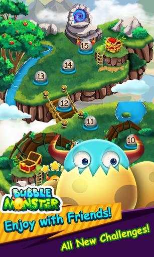 Bubble Monster screenshot 3
