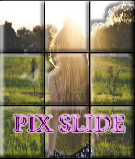 Pix Slide free