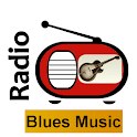 Blues music Radios icon