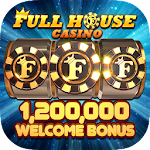 Full House Casino: Lucky Jackpot Slots Poker App 1.2.72