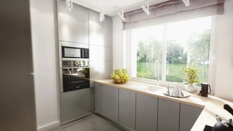 Otwarta kuchnia to wyjątkowe rozwiązanie - funkcjonalne i wygodne dla wszystkich domowników