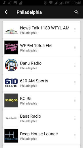 Pennsylvania Radio Stations - USA 2.0.1 screenshots 5