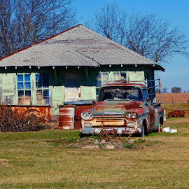 -------Country Home-------- by Neal Hatcher - Buildings & Architecture Homes