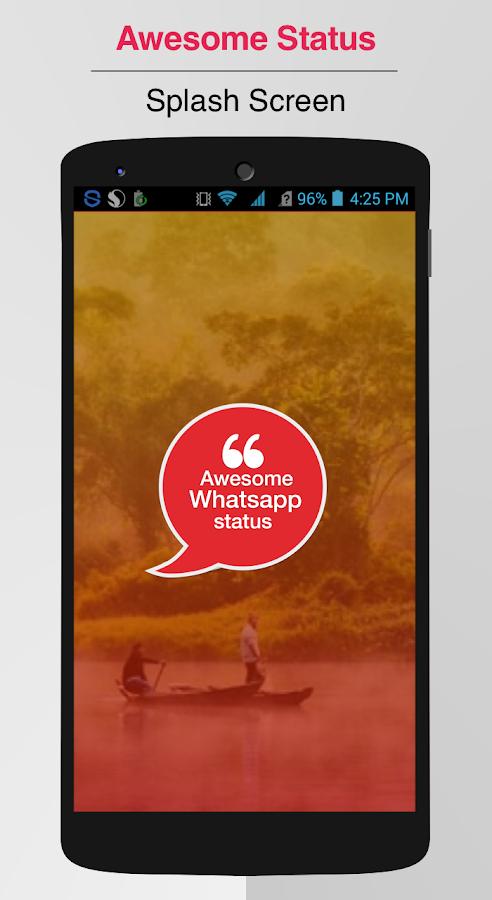 Whatsapp Status Awesome: DriverLayer Search Engine