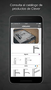 Grifería Clever AR screenshot