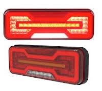 5-funktions Trailer Light MO-2 LED 2-pack