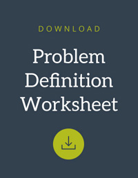 Worksheet Nonprofit Problem Definition Learn Library Globalgiving