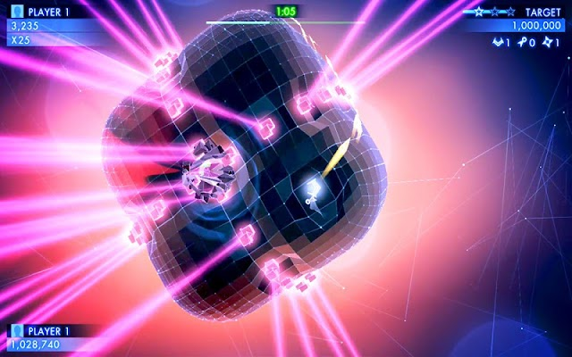 Geometry Wars 3: Dimensions - screenshot