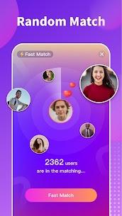 Chamet:Live video chat & Match & Meet 4