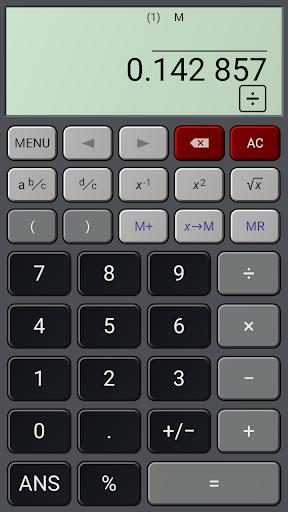 HiPER Scientific Calculator 6.1.1 screenshots 7