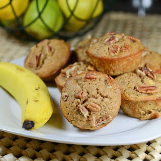Banana Nut Muffins.