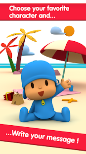 Pocoyo e-Cards- screenshot thumbnail