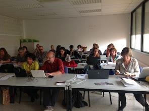 Photo: Els assistents a la Jornada tècnica