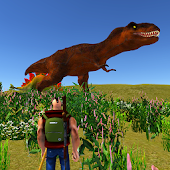 Jurassic Dino World Survival