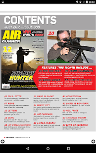 Air Gunner Magazine- screenshot thumbnail