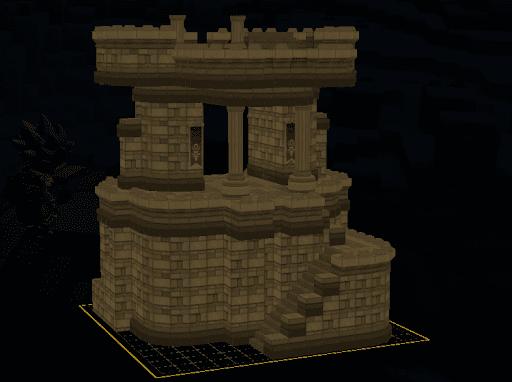 ビルダーズ2「主塔の設計図」