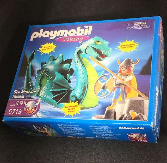 Playmobil®l 5713 Serpiente Marina Nessie