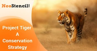 Project Tiger – A Conservation Strategy