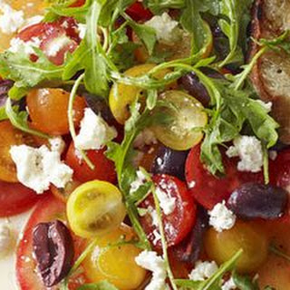 Summer Tomato Greek Salad