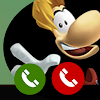 Calling Rayman disco Prank