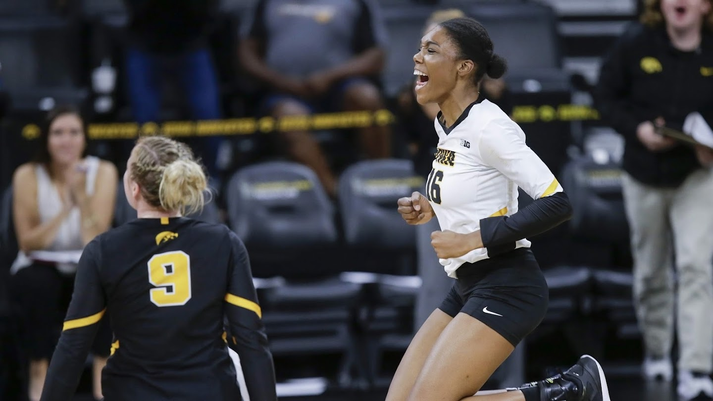 B1G Volleyball Report