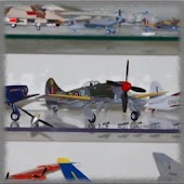 Model Airplanes Wallpaper