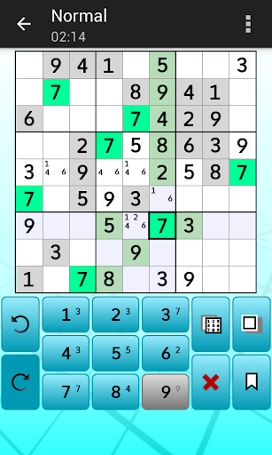 Sudoku - Logic Puzzles cheat screenshots 2