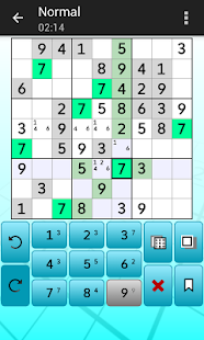 Sudoku - Logic Puzzles- screenshot thumbnail