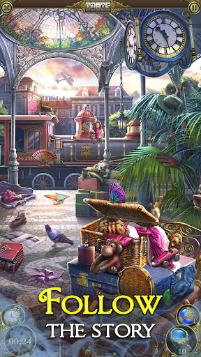 Hidden City: Hidden Object Adventure  screenshots 3
