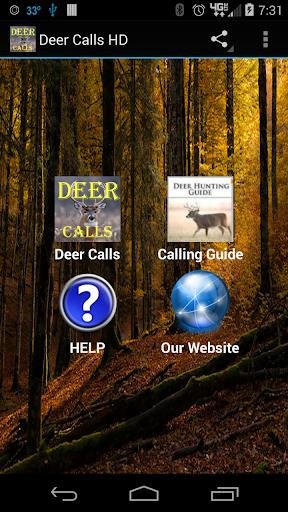 Deer Calls HD