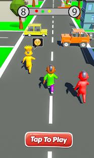 Race Runner 3D for PC-Windows 7,8,10 and Mac apk screenshot 1