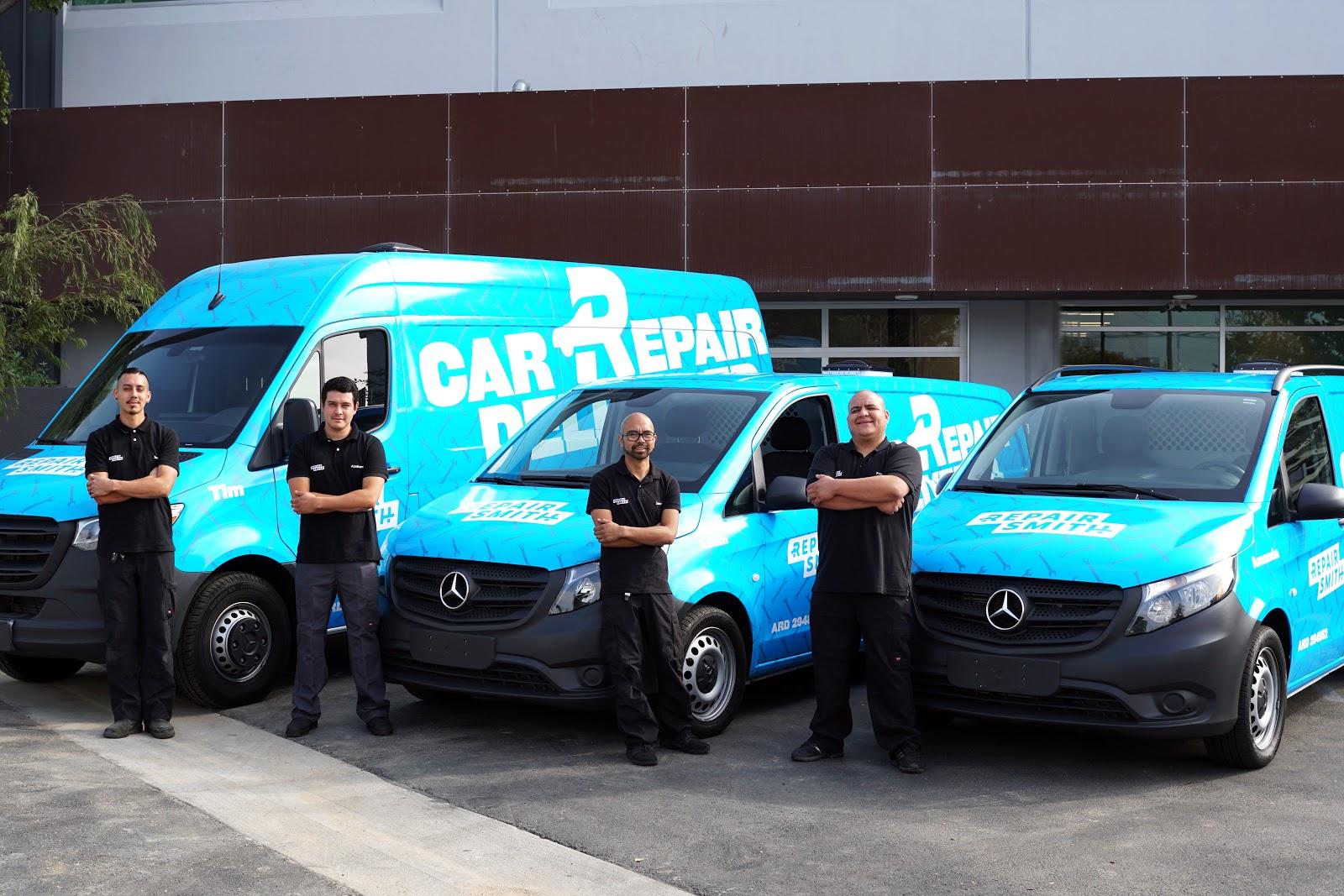 RepairSmith mobile team