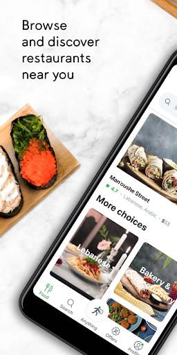 Careem NOW: Order food & more 13.9.0 screenshots 1