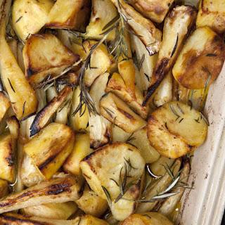 Roast Potatoes and Parsnips Recipe