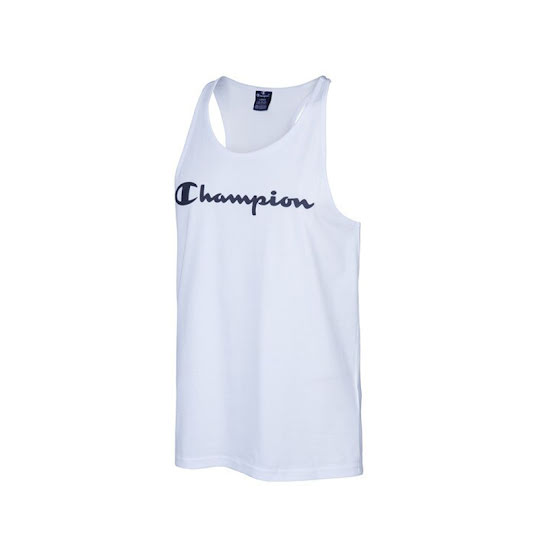 Champion Tank Top Herr White Stl: S