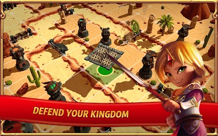 Royal Revolt 2 Screenshot 11
