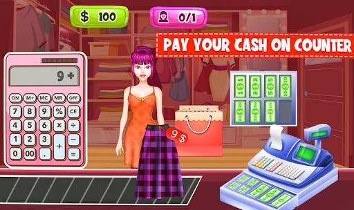 High School Uniform Tailor Games: Dress Maker Shop android2mod screenshots 2